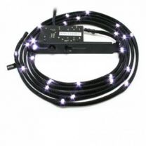 NZXT Sleeve LED Cable 1M White