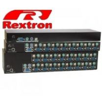 Konix Rextron 16-Port PS/2  KVM Switch