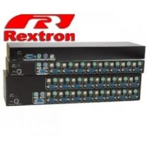 Konix Rextron 16-Port USB and PS/2  KVM Switch