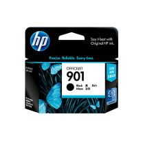 HP 901 Black Ink 200 Page Yield