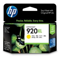HP 920XL Yellow Ink 700 Page Yield