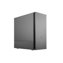 Coolermaster Silencio S600 ATX Tempered Glass Mid Tower - Black