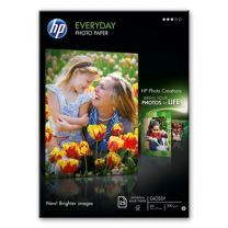 HP Everyday Glossy Photo Paper (Q5451A)