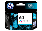 HP 60 Tri-Colour Ink, 165 Page Yield