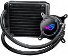 Asus ROG STRIX LC 120 RGB AIO Liquid CPU Cooler With Aura Sync (1x120mm Fan)