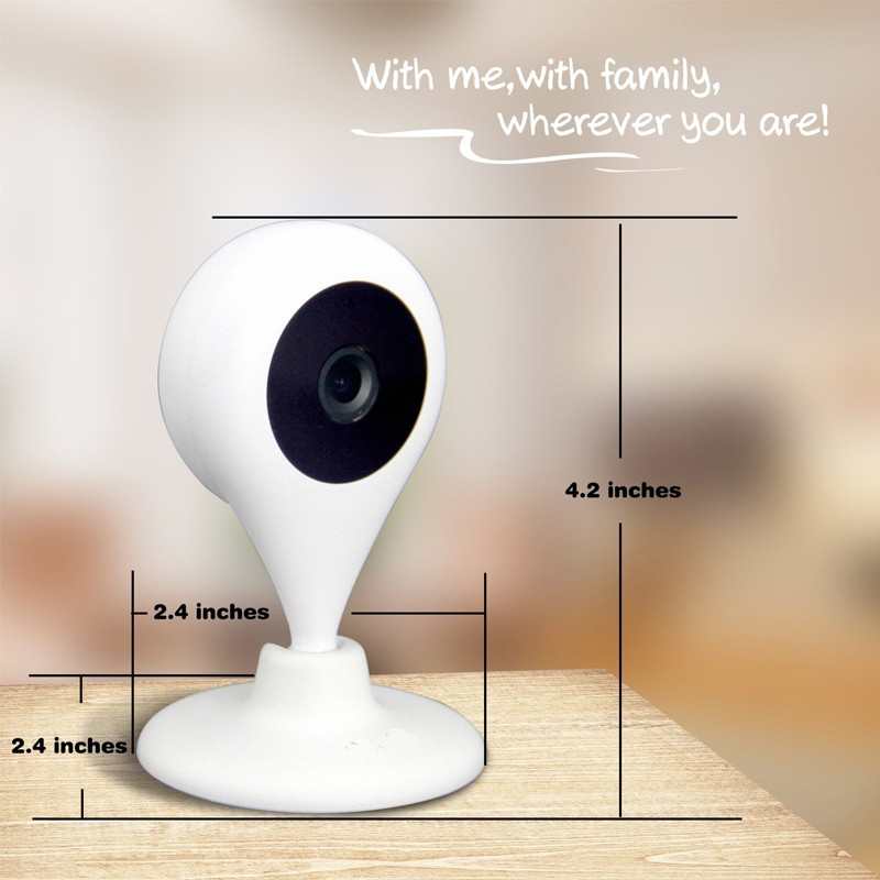 360 D503 Smart Home security IP Camera 720P with Night Vision